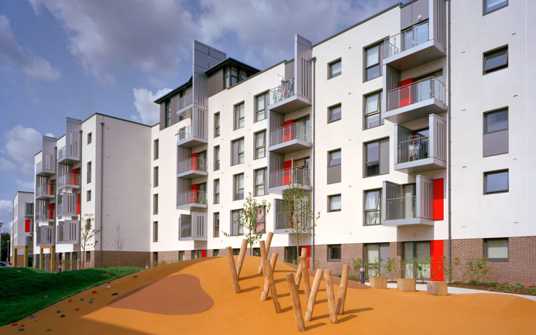 J S Wright secures £1.4m affordable housing scheme contract