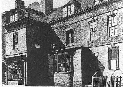 J S Wright - first office 102 Moor Street Birmingham