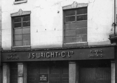 J S Wright -second office Dale Street Birmingham