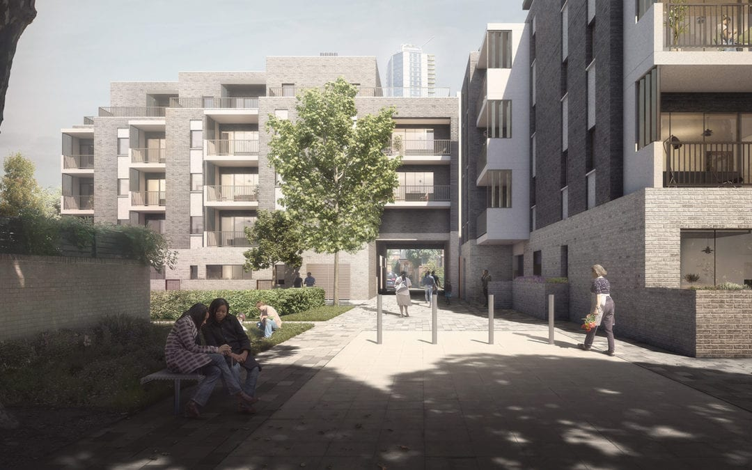 CONTRACT SECURED FOR LAMBETH HOUSING SCHEME